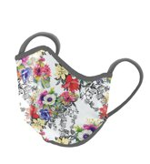 Reusable Face Mask with BacLock®, floral